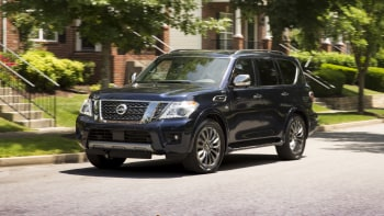 2020 Nissan Armada Reviews Price Specs Features And