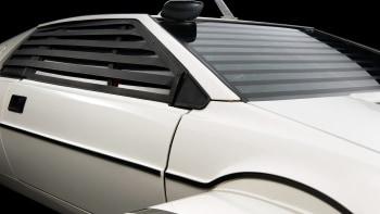 Lotus Esprit James Bond Prop Influenced The Tesla