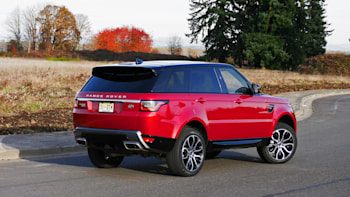2020 Land Rover Range Rover Sport Review Price Specs Features And Photos Autoblog