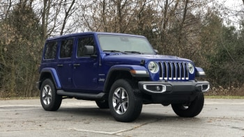 Jeep Wrangler Diesel >> 2020 Jeep Wrangler Ecodiesel Sahara Drivers Notes
