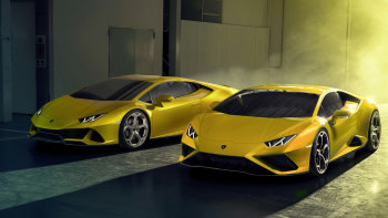 Lamborghini Huracan Evo Rear,Wheel Drive promises lots of