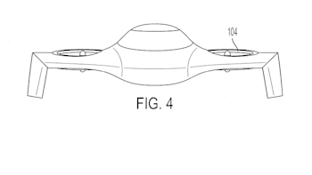 Porsche patent application reveals details about its flying