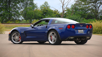 C6 Zo6 For Sale >> The 2005 Chevrolet Corvette Z06 Prototype Is Up For Sale