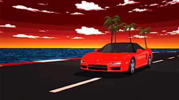 race a type s concept and an 8 bit 1991 nsx in acura s new video game autoblog autoblog