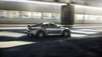 2021 Porsche 911 Turbo S Coupe Convertible Unveiled With 640 Hp Autoblog