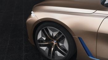 Bmw I4 Concept Car 2020
