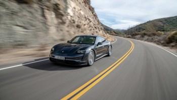 2020 Porsche Taycan 4s Epa Range Estimate Autoblog