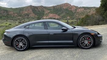 2020 Porsche Taycan 4s First Drive Electric Range Real World Test Specs Photos Autoblog