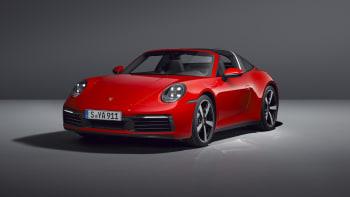 2021 Porsche 911 Targa 4 And 4s Photos Specs And Price Autoblog