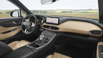 Hyundai Unveils 2021 Santa Fe With Head Turning Design Autoblog