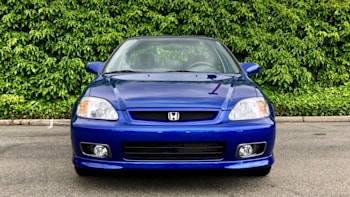 2000 Honda Civic Si Photo Gallery Autoblog