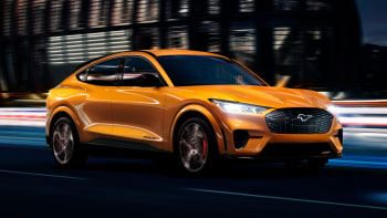 Ford Mustang Mach-E platform will be used for another electric ...
