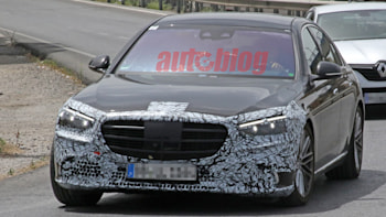 Best s Of 2021 2021 Mercedes Benz S Class loses camouflage for best look yet at