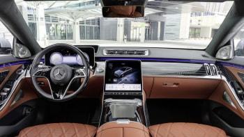 Trove Best Class 2021 2021 Mercedes Benz S Class Tech Deep Dive | It's a trove of tech