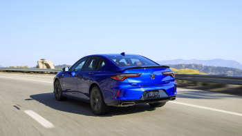 Research 2021                   ACURA TLX pictures, prices and reviews