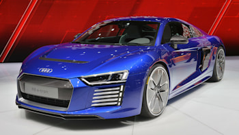 The Audi R8 E Tron Is Dead With Less Than 100 Built Autoblog