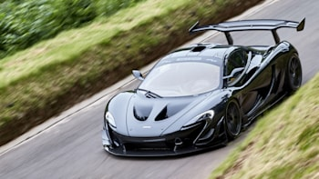McLaren P1 LM is the world's most extreme, exclusive supercar - Autoblog