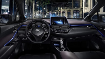 2016 Toyota C Hr Interior