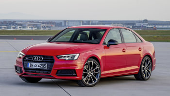 2017 Audi S4 Front 3 4 View