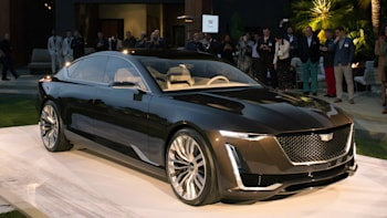 Cadillac Escala Concept Shows Off A Softer Side Of American Luxury