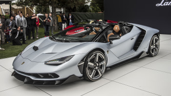 Lamborghini S Centenario Roadster Has Arrived And It S Already Sold