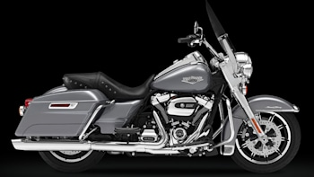 Harley-Davidson's Milwaukee-Eight V-twin is brand's first