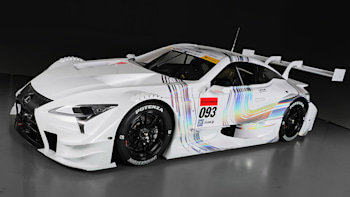 Lexus Dumps Rc F Super Gt In Favor Of Stunning Lc 500 Racer Autoblog