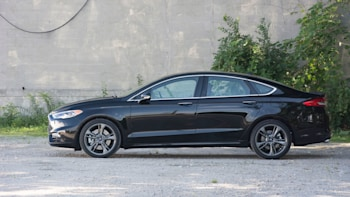 Ford Fusion Sport >> Return Of The Real Sho 2017 Ford Fusion Sport First Drive