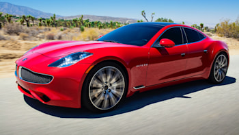 2017 Karma Revero In Red