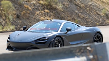 Mclaren 650s Replacement Spotted At Lax And In Spain Autoblog