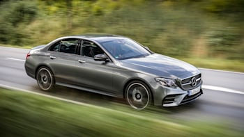 When AMG becomes normal | 2017 Mercedes-AMG E43 First Drive - Autoblog