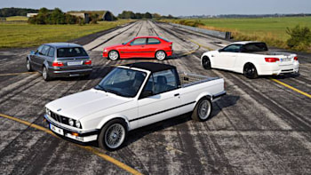 Bmw Actually Built Two M3 Based Pickup Trucks Autoblog
