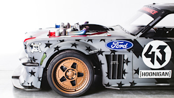 Ken Block S Hoonicorn Is Back With Two Turbos And 1 400 Horsepower