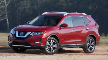 A Can T Lose Idea 2017 Nissan Rogue Hybrid First Drive