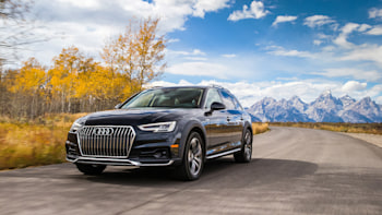 2018 Audi A4 Allroad is a quiet, comfortable and practical