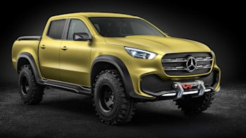 Everything We Know About The 2018 Mercedes Benz X Class Autoblog