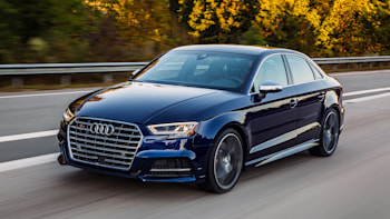 the hot hatch without a hatch   2017 audi s3 first drive - autoblog