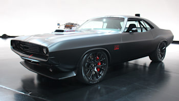 Dodge Challenger Shakedown 71 Body New Guts Autoblog