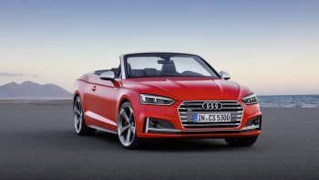 The 2018 Audi A5 And S5 Cabriolets Are Here Just In Time For Winter