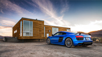Audi Airbnb What Its Like To Live In A Car Commercial Autoblog - Audi r8 commercial