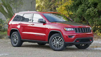 Buy This Instead Of A Wrangler 2017 Jeep Grand Cherokee Trailhawk