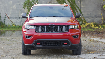 Jeep Grand Cherokee compared with other midsize SUVs | Autoblog