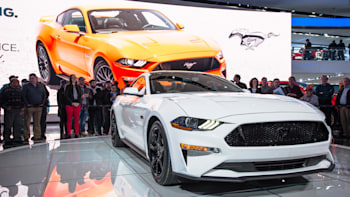 The 2018 Ford Mustang Retires Its V6 And Evolves Into A