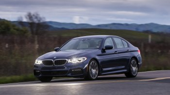 The Ultimate Self Driving Machine 2017 Bmw 5 Series First Drive