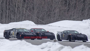 Secrets Of The Next Corvette S Engine And Lineup All Figured Out