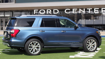 The 2018 Ford Expedition Goes Aluminum And Gets Bigger Autoblog