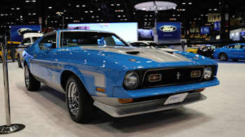 1971 Ford Mustang Mach 1 Feb 10 2017 Photo Gallery Autoblog