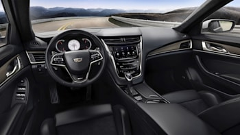 Cadillac says it made CUE infotainment a lot better | Autoblog