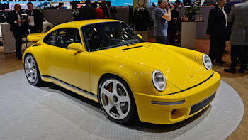 2017 RUF CTR This rare bird won\u0027t ride on a Porsche chassis