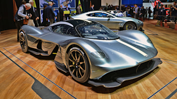 Cosworth Deleted Tweet Touts Aston Martin Valkyrie V12 S Horsepower